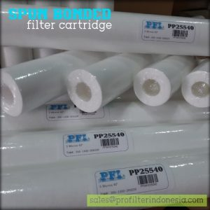 Filter Spun PFI Cartridge Indonesia